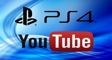 PS4録画をYouTubeに投稿